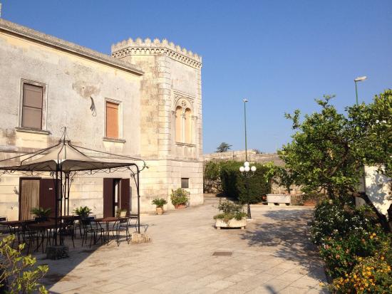 Foto Bagnolo Del Salento : Altro che b&b palazzo delle meraviglie foto di villa papaleo bed