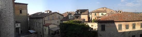 Residenza Antica Canonica: vista dalla stanza