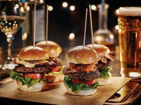 Our New from the Grill menu - Picture of Grosvenor Casino ...