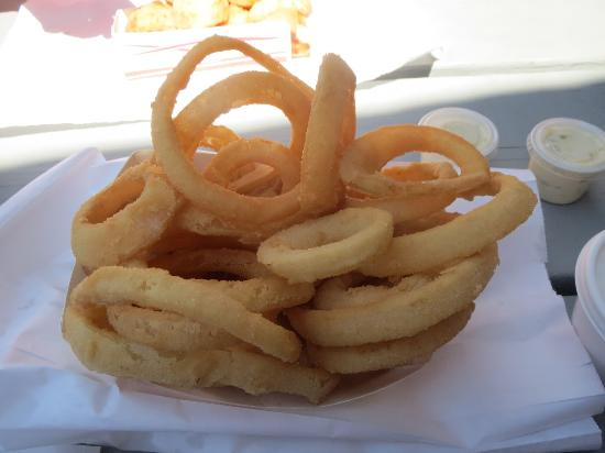 Dover Foxcroft, ME : Onion Rings