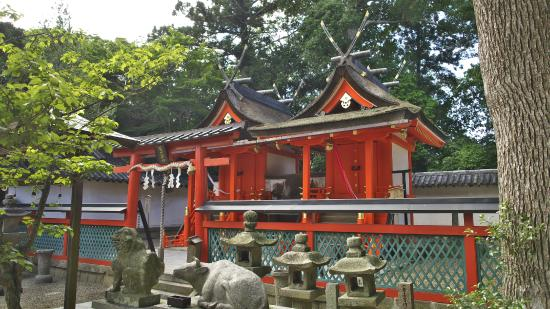 Okadakamo Shrine