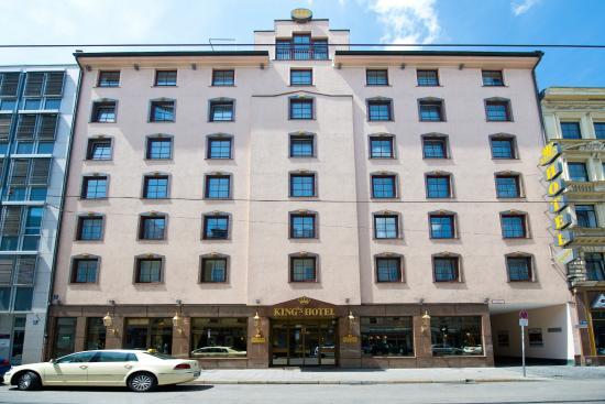 King S Hotel Munich Tripadvisor