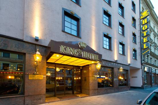 Kings Hotel Munich Tripadvisor