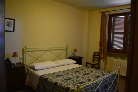 Nonna Rana Holidays Apartments: La camera