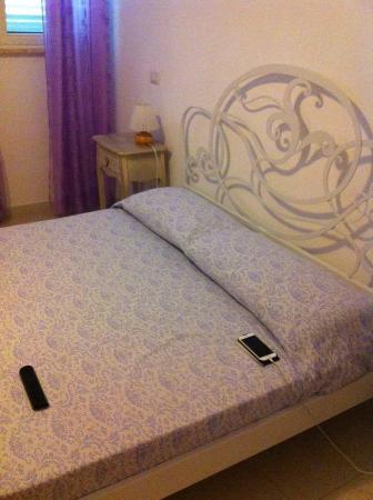 Camera da letto lilla :) - Picture of B&B Nonna Maria ...