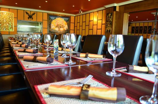 Thai Pinto restaurant