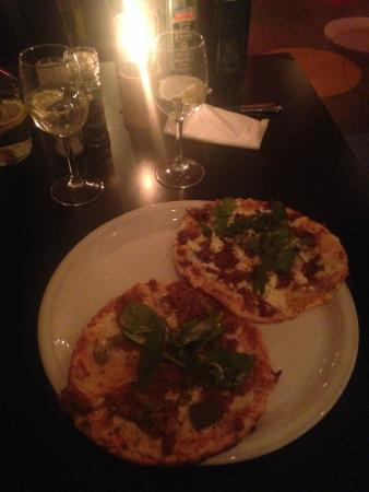 Toni's Fully Furnished Pizza: Mexican and Coscia d'Angnello