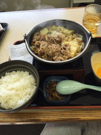 Yoshinoya Fukshima Higashi Route 4