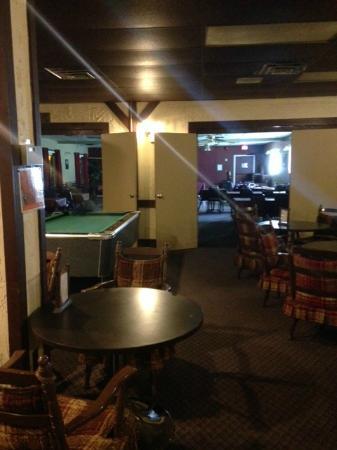 Gananoque, Canada: Bar