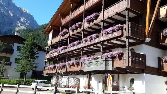 Hotel Alpe: corpo centrale
