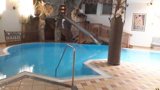 Hotel Alpe: piscina