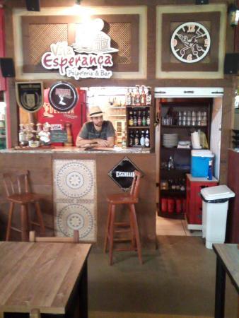 Vila Esperanca Polpeteria E Bar