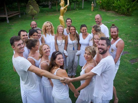 Therapeutic Yoga Teacher Training Course Lady Graduates 2014 Picture Of Agama Yoga Ko Pha Ngan Tripadvisor