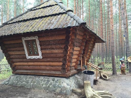 Ded Moroz Estate: Дом Бабы Яги