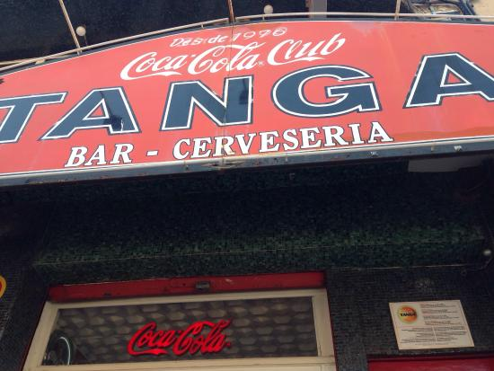 Coca-Cola Club Tanga