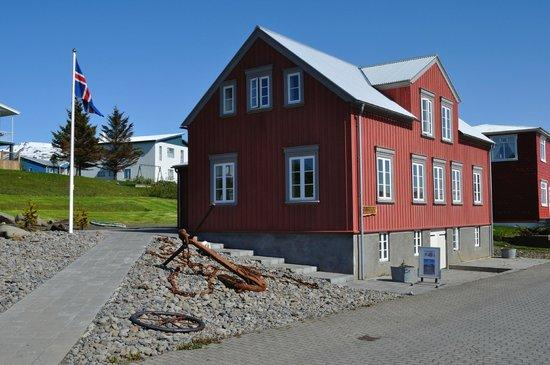 Hrisey Island, Iceland: The House of Shark Jörundur