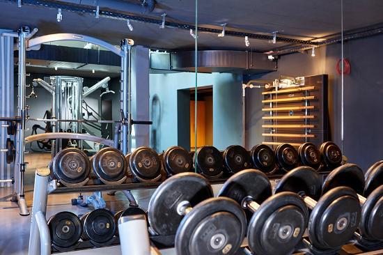 Hotel Koenigshof: Work out Fitness Hotel Königshof Garmisch