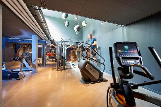 Hotel Koenigshof: Fitnesscenter Hotel Königshof Garmisch