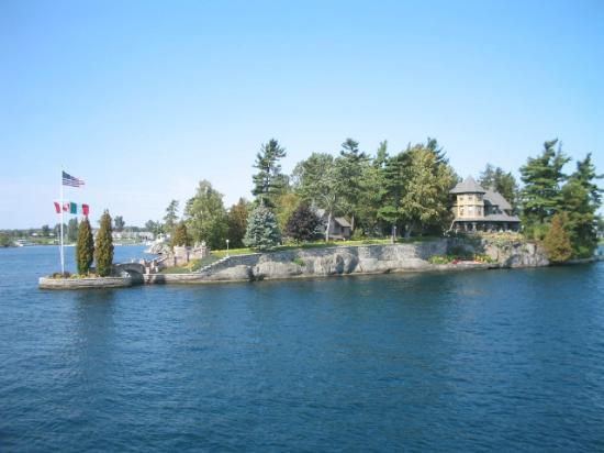 Gananoque, Canada: Thousand islands