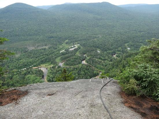 Mont-Tremblant National Park, Canada: Top of intermediate