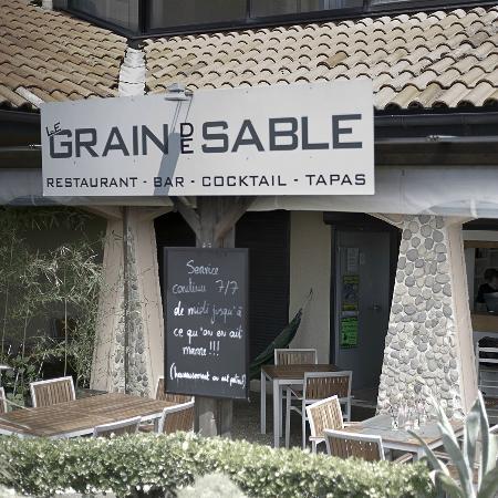 Le Grain de Sable : GRAIN DE SABLE