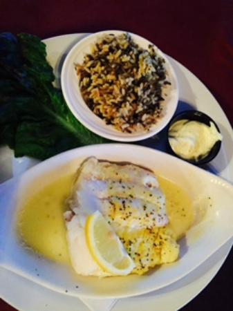 Manchester, OH: Lemon Peppered Cod