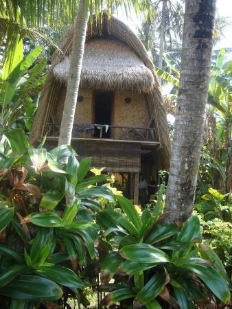 Lumbung Damuh: one of the front lumbungs