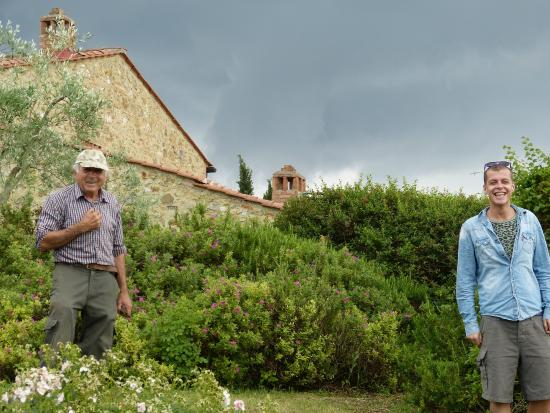 Podere il Pino: Italian hospitality