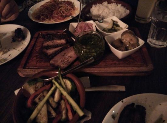 Gaucho: Good food