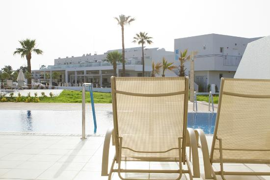 Sunprime Ayia Napa Suites: View from the suites