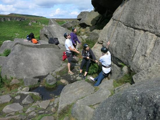 Lost Earth Adventures: Rock Climbing