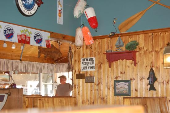 Pictou, Canada: Interior Settlers Saltwater Cafe