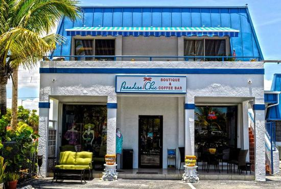 Paradise Chic Boutique & Coffee Bar
