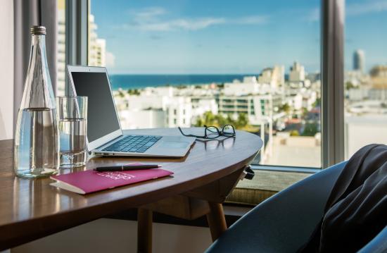 Hyatt Centric South Beach Miami Ocean View Room