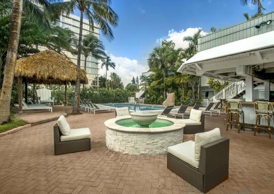 Bahia Cabana Beach Resort Pool Area