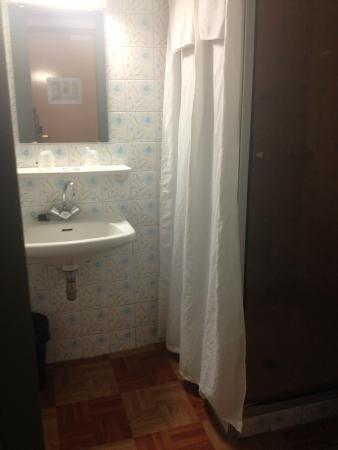 Hotel Paul: bagno