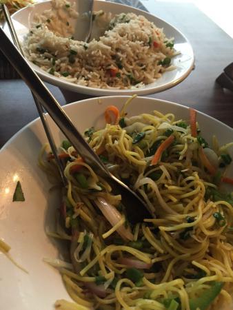 Chinese & Thai Cuisine