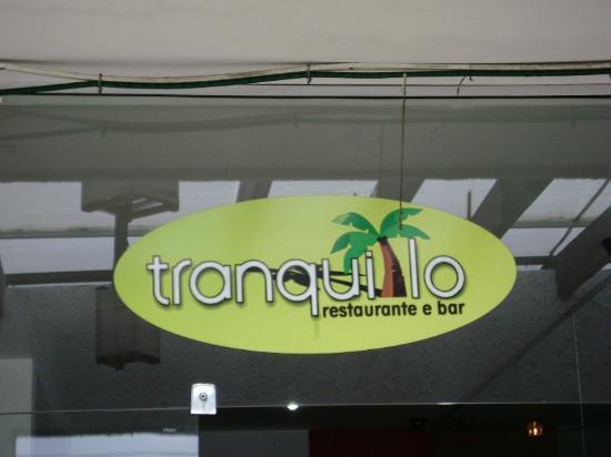 Tranquilo Bar e Restaurante: Restaurante Tranquilo-Orla de Ponta Negra
