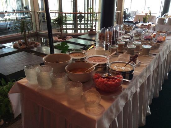 Hotel Europe: Buffet