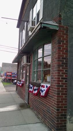 Westfield, PA: Outside