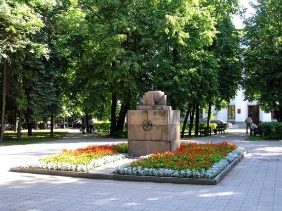 Памятник жертвам белого террора