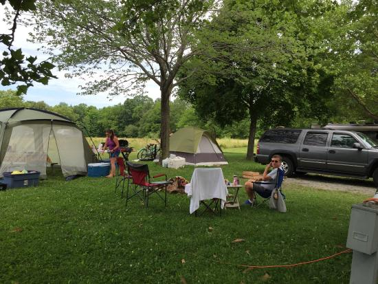 Loop 3 picture of sampson state park romulus tripadvisor for Sampson state park ny cabins