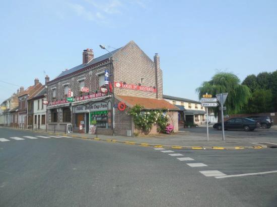 Harbonnières, France : Vue générale