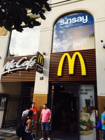 McDonald's Vaclavske Namesti