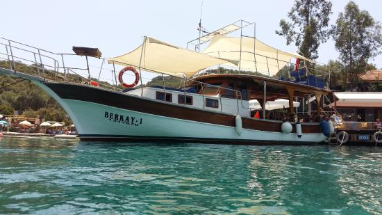 Ufakdere Koyu :) - Berkay Boat - Private Daily Tours, Kaş ...
