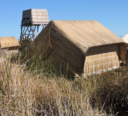 lake titicaca floating islands tour
