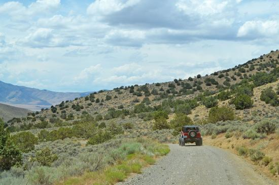 Winnemucca, NV: Take to the hills for a little Nevada off roading!