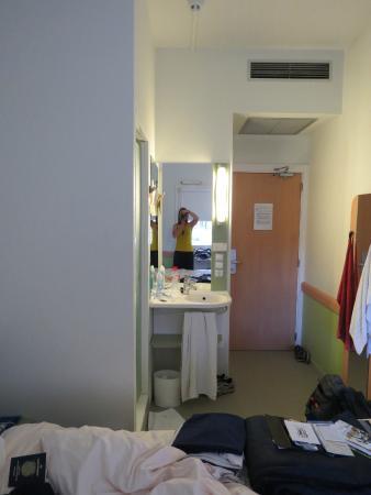 Hotel Fotograf A De Ibis Budget Madrid Valentin Beato