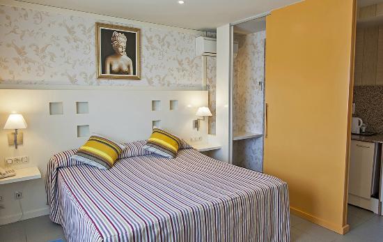 Hotel Spa Cap de Creus: Habitación vista mar