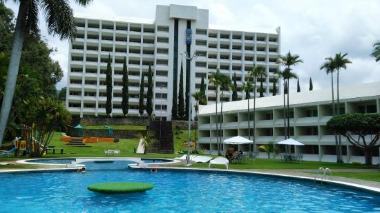 Foto de hotel aristos mirador cuernavaca cuernavaca for Hotel agrustos
